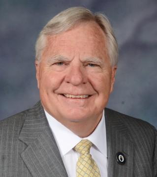 At-large Council Member Merv Bennett