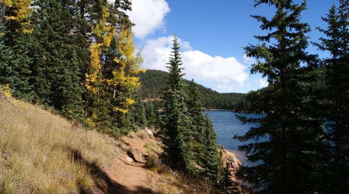Pikes Peak Parking >> South Slope Recreation Area   Colorado Springs